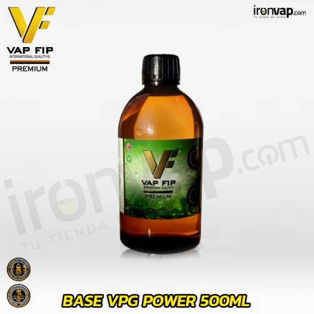 BASE VAP FIP 100% VG 500ML