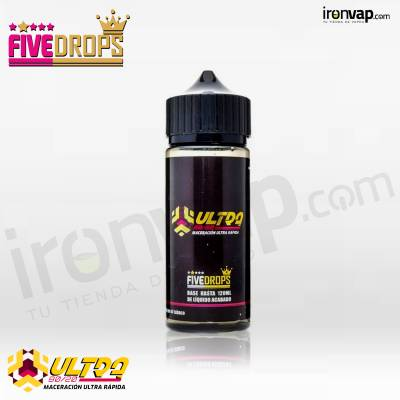 Base Ultra 120ml 20P/80VG - Five Drops Vap Fip