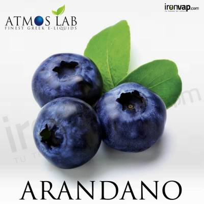 Aroma blueberry 10ml - Atmos Lab
