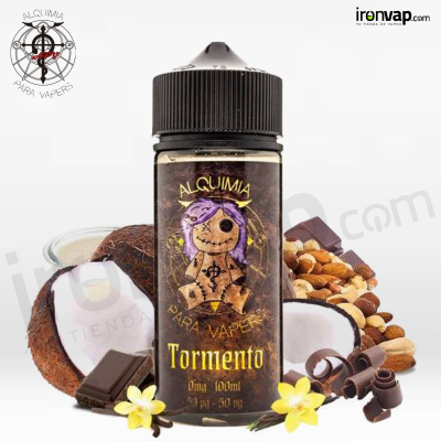 Tormento 100ml TPD - Alquimia para Vapers