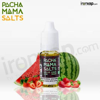 Strawberry Watermelon 10ml 20mg en sales - Pachamama
