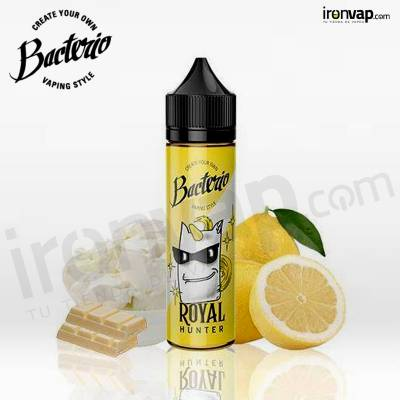 Royal Hunter 50ml TPD - Bacterio Eliquids