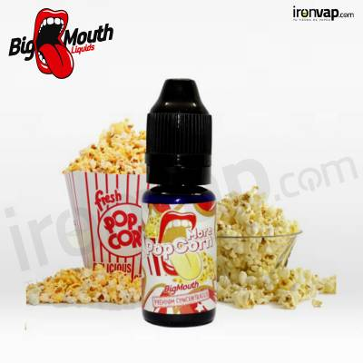 Aroma More Pop Corn 10ml - Big Mouth