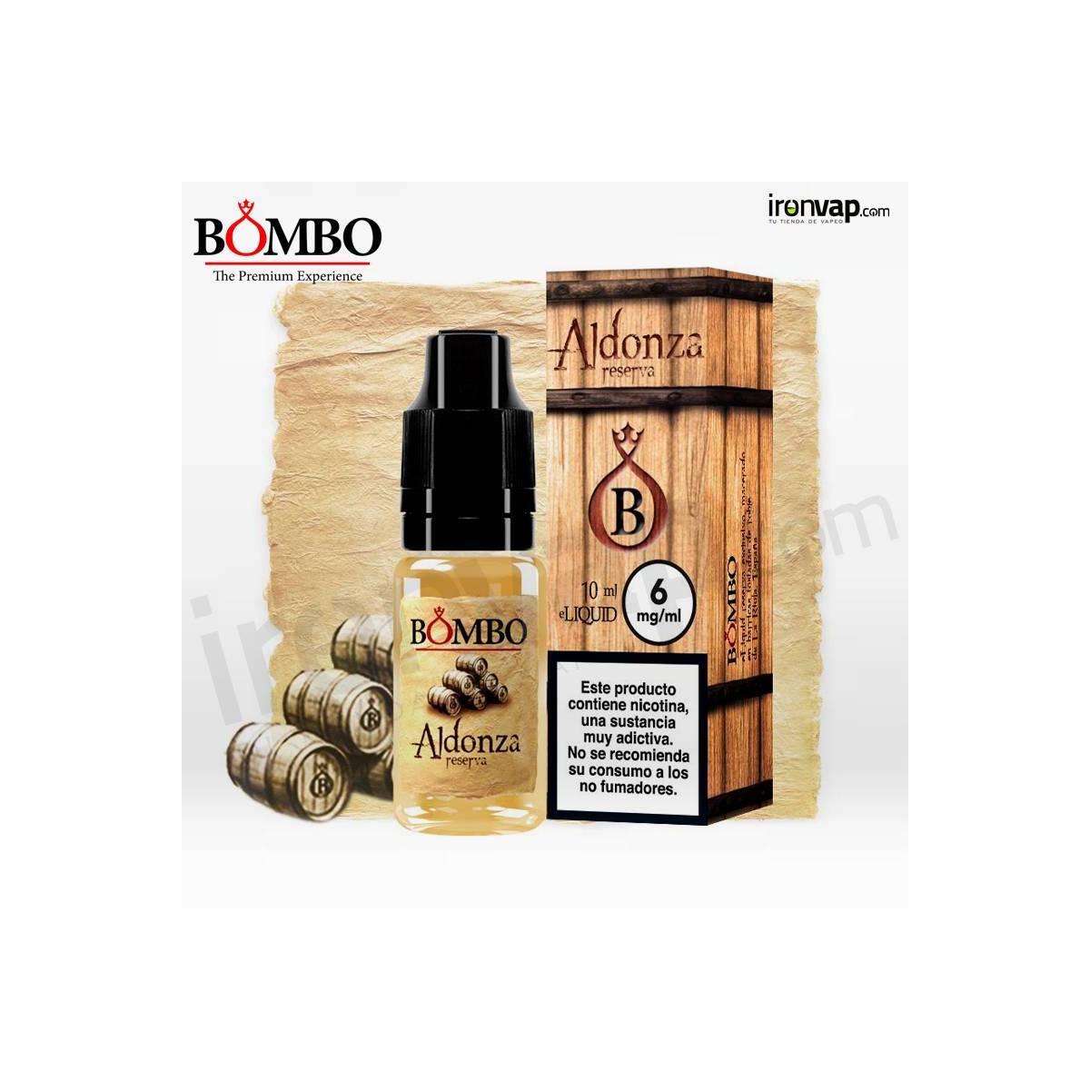 Aldonza Reserva 10ml - Bombo