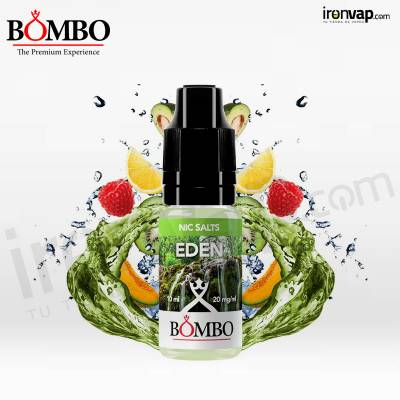 Eden 10ml en sales - Bombo Nic Salts