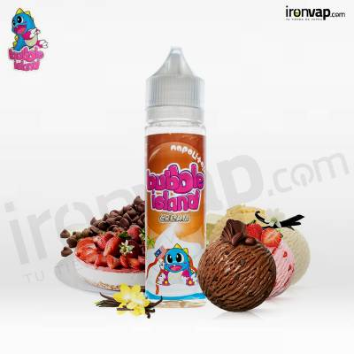 Napolitan 50ml TPD - Bubble Island