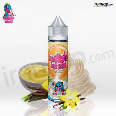 Vanilla 50ml TPD - Bubble Island