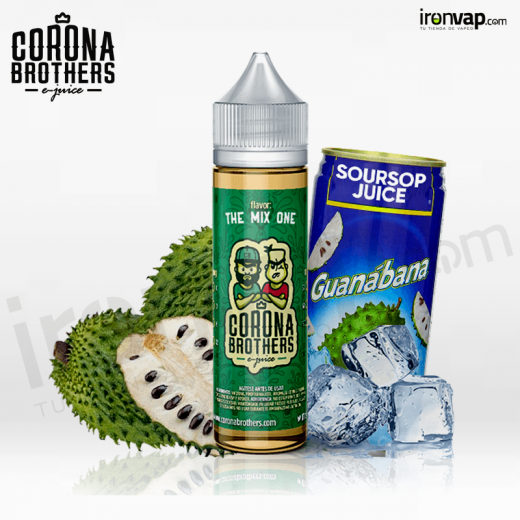 The Mix One 50ml TPD - Corona Brothers