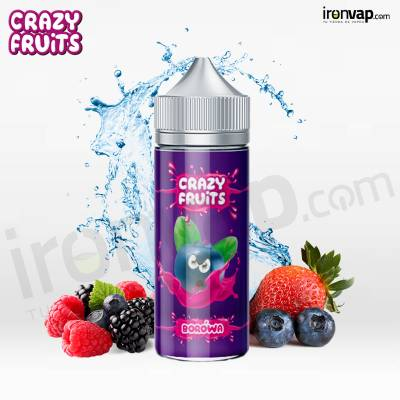 Borowa 80ml TPD - Crazy Fruits