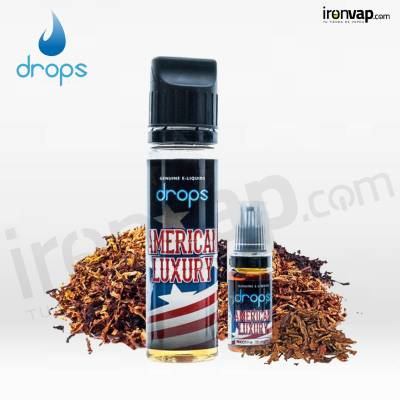 American Luxury Shake & Vape 50ml TPD - Drops