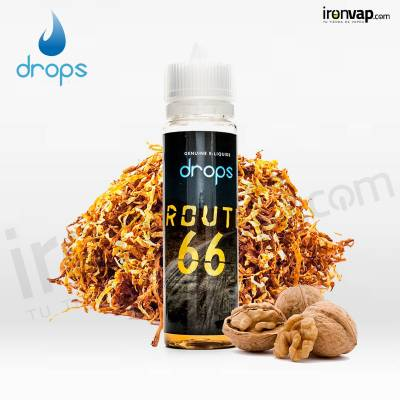 Route 66 50ml TPD - Drops