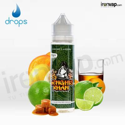 Genghis Khan 50ml TPD - Drops