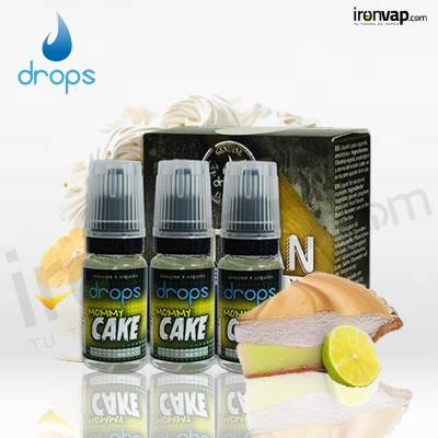 Mommy Cake 3x10ml TPD - Drops
