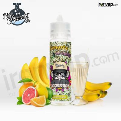 Gangsta Monkey 60ml - Mad Alchemist Labs