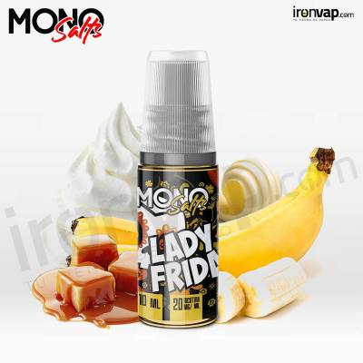 Lady Frida 10ml 20mg en sales - Mono Salts
