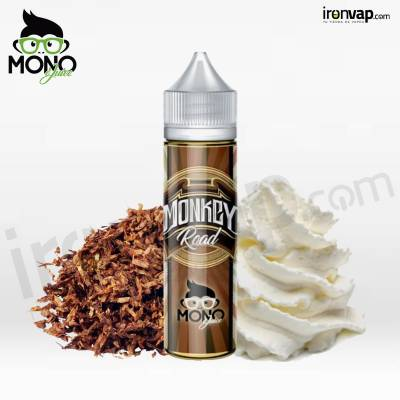 Monkey Road 60ml TPD - Mono eJuice