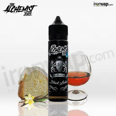 Black Label 50ml TPD - The Alchemist Juice