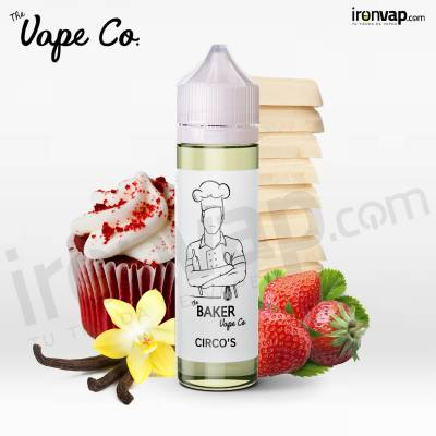 Circo´s 50ml TPD - The Baker Vape Co