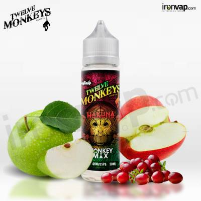 Hakuna 50ml TPD - Twelve Monkeys