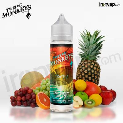 Tropika 50ml TPD - Twelve monkeys