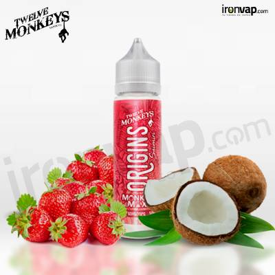 Saimiri 60ml - Twelve Monkeys Origins