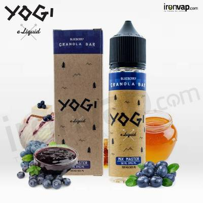Blueberry 50ml TPD - Yogi