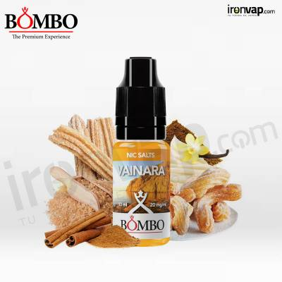 Vainara 10ml en sales - Bombo Nic Salts