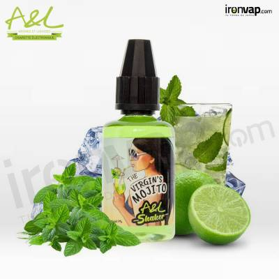 Aroma The Virgins Mojito 30ml - A&L Shaker