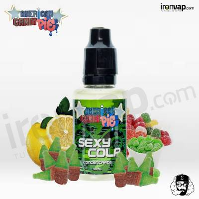 Aroma Sexy Cola 30ml - American Candy Pie