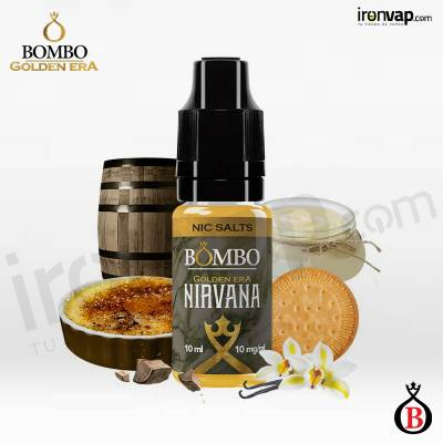 Nirvana 10ml en sales - Bombo Nic Salts
