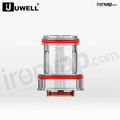 Un2 Meshed 0.23 para IV Crown - Uwell Crown
