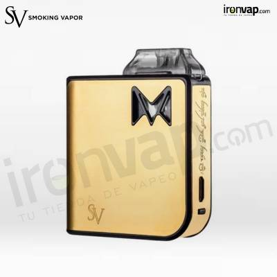Mi Pod Metal - Smoking Vapor