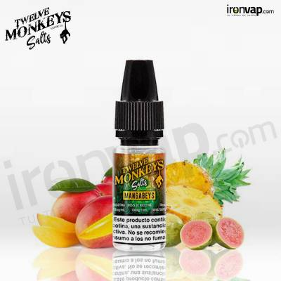 Mangabeys 10ml en sales - Twelve Monkeys