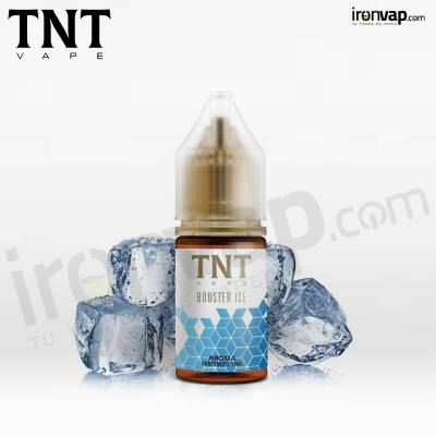 Molécula Booster Ice 10ml - TNT Vape