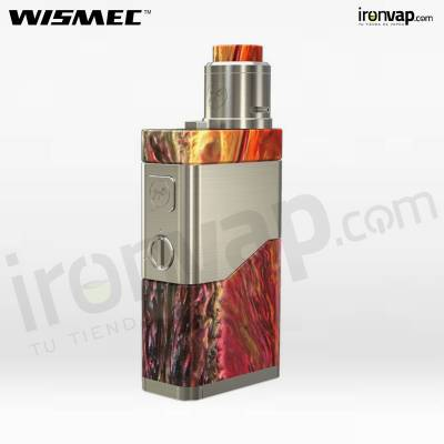 Luxotic NC + With Guillotine V2 RDA - WISMEC