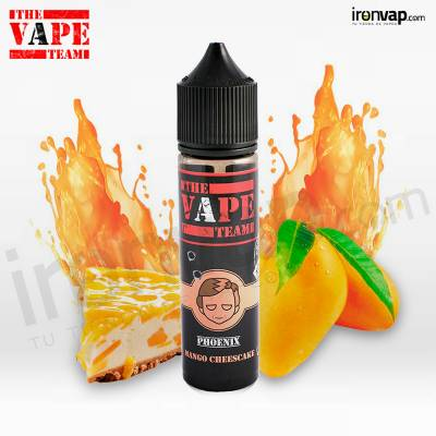 Phoenix 50ml TPD - The Vape Team