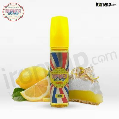 Aroma Lemon Tart 20ml - Dinner Lady