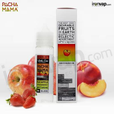 Fuji Apple Strawberry Nectarine 50ml TPD - Pachamama