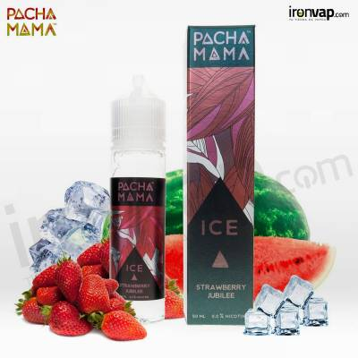 Ice Strawberry Jubilee 50ml TPD - Pachamama