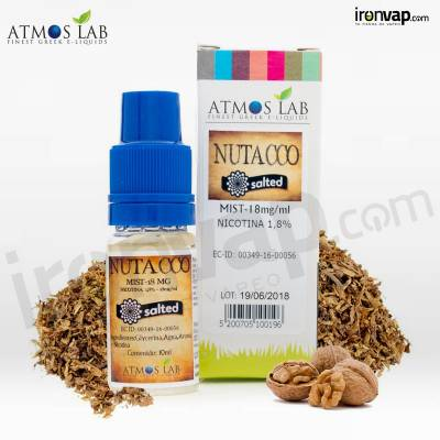 Nutacco Salted Mix 10ml a 18mg para POD