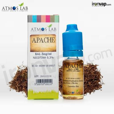 Apache 10ml TPD - Atmos Lab