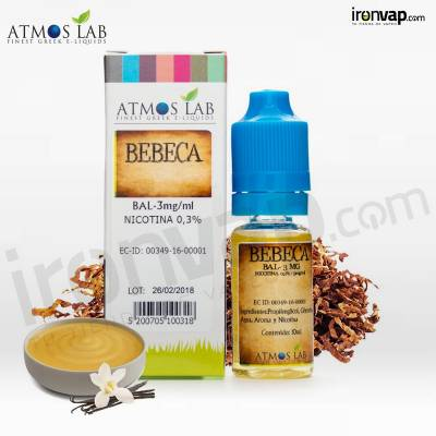 Bebeca 10ml TPD - Atmos Lab