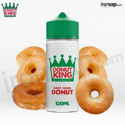 Deep Fried Donut 100ml TDP - Donut King
