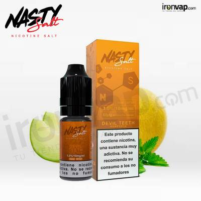 Devil Teeth 10ml en sales - Nasty Juice