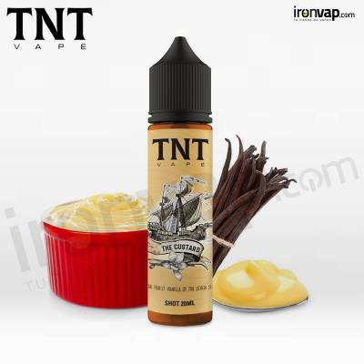Aroma The Custard 20ml - TNT Vape