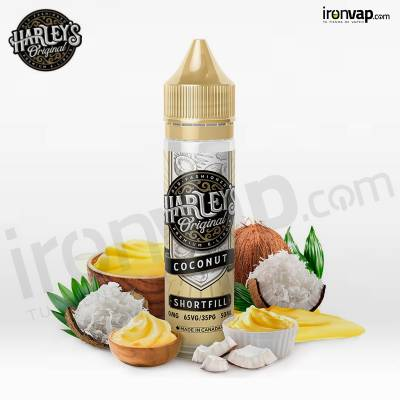 Coconut 50ml TPD - Harley´s Original
