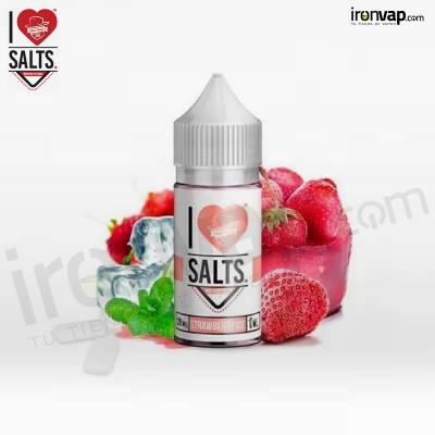 Strawberry Ice 10ml 20mg en Sales - Mad Hatter