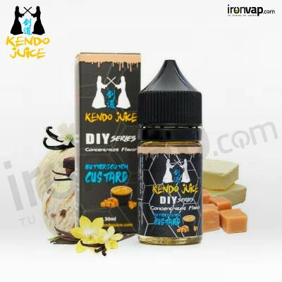 Aroma Butterscotch Custard 30ml - Kendo Juice