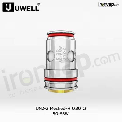 UN2 Mesh 0.3 OHM Crown IV - Uwell
