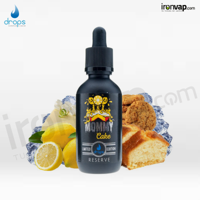 Mommy Cake Reserve 50ml TPD - Drops